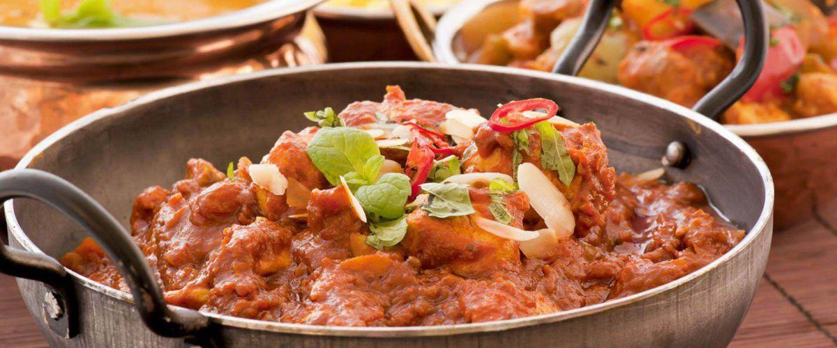 Slide for Subha Spice an Indian Takeaway in Edinburgh